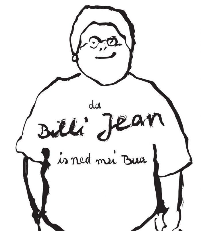 Billi Logo Karikatur